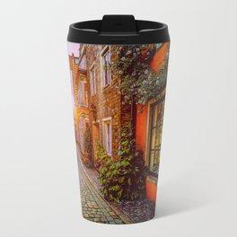 Strollin In Olde Towne Travel Mug