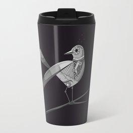 Robot bird Travel Mug