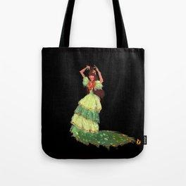 Flamenca! Tote Bag