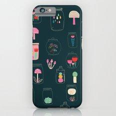 Happy terrarium pattern iPhone 6 Slim Case