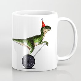 Eureka! (Now with extra party) Coffee Mug