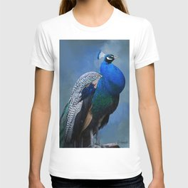 Peacock Blues T-shirt