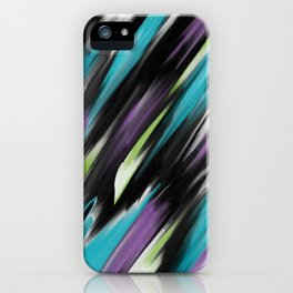 Snow feel iPhone Case
