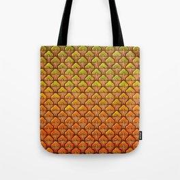 Pineapple Mania Texture Tote Bag