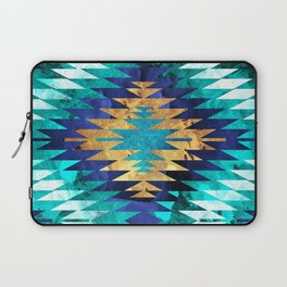 Inverted Navajo Suns Laptop Sleeve