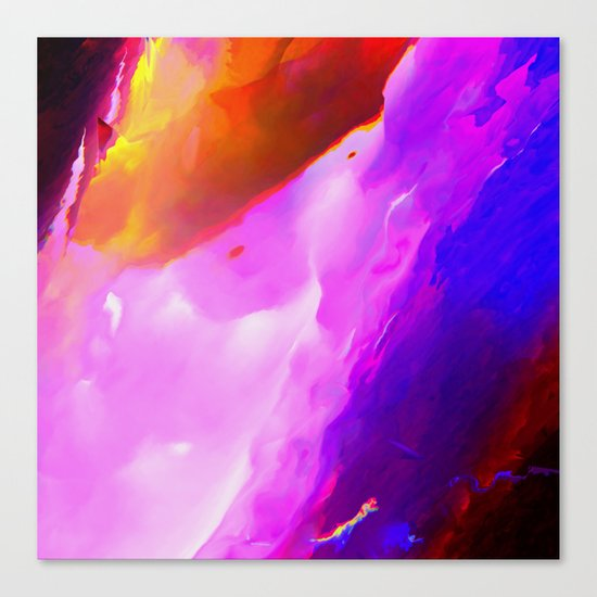 Gamas Canvas Print