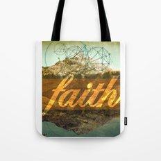 FAITH (1 Corinthians 13:13) Tote Bag