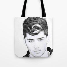 Zayn Malik Tote Bag
