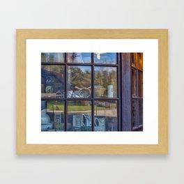 Old Curiosity Shop. Framed Art Print