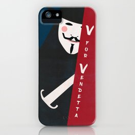 Remember Remember The Fifth Of November Vintage iPhone Case