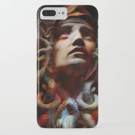 The last moments of Medusa iPhone Case