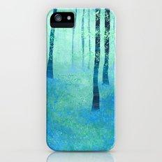 Bluebells, Challock iPhone SE Slim Case