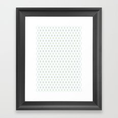 Stay fresh Framed Art Print