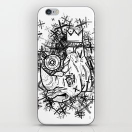 Rataxes King of the Grasslands iPhone Skin