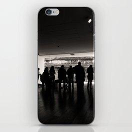Los observadores iPhone Skin