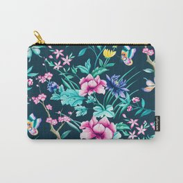 Colorful Spring flowers bloom Carry-All Pouch