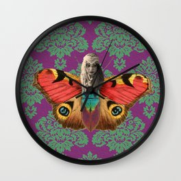 Vadoma The knowing one Wall Clock