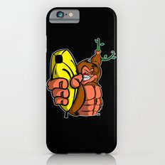 GUNS DON'T KILL PEOPLE... BANANAS DO! Slim Case iPhone 6s
