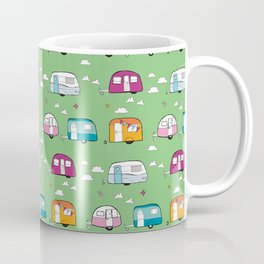 Happy Campers version 2 Coffee Mug