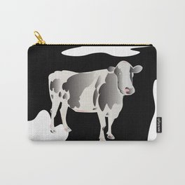 Country Cow Carry-All Pouch