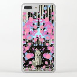 Don`t forget your Grandma! Clear iPhone Case
