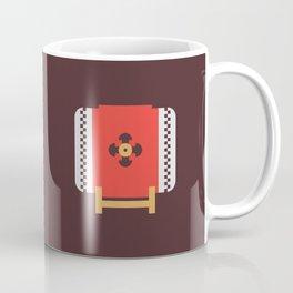 Japan Taiko Drum Coffee Mug