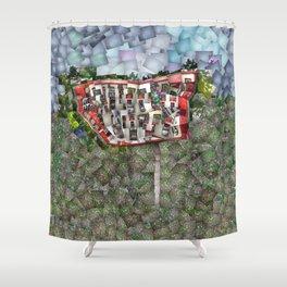 Candy Machine Shower Curtain