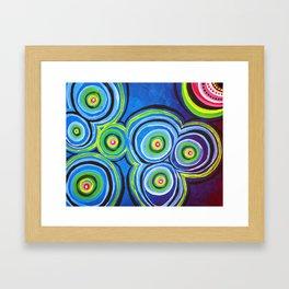 fractals 2 Framed Art Print