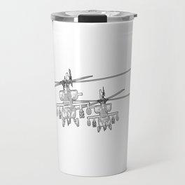 Apache's flying Toon Render Travel Mug