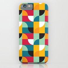 Squares & Curves Slim Case iPhone 6s