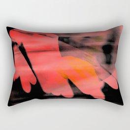 Black FluO Rectangular Pillow