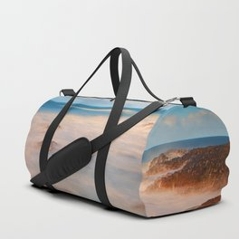 Surf at the Giants Causeway Duffle Bag