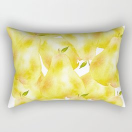 Everybody Pear Up! Rectangular Pillow