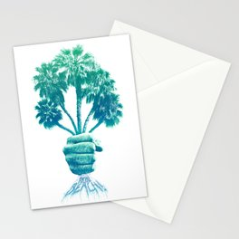 Beach Bouquet Stationery Cards