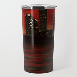 Leaves of Change Travel Mug
