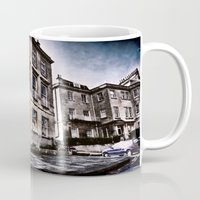 the neighbourhood Mugs featuring Character Building I by JeraNour
