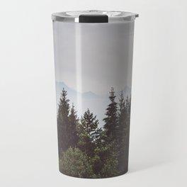 Mountain Range - Landscape Photography Travel Mug