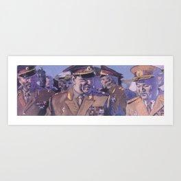 Soviets Art Print