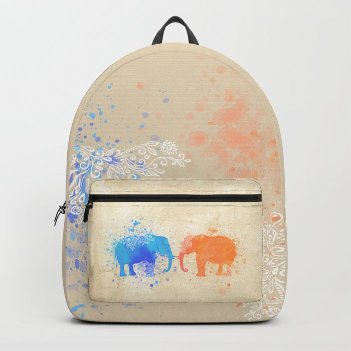love elephants Backpack