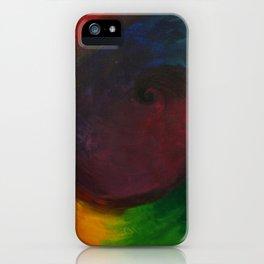 Color Wheel iPhone Case