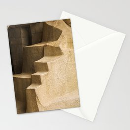 Ruins of Lost Incan City Machu Picchu Stationery Cards