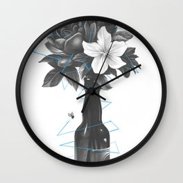 Buzzed Wall Clock