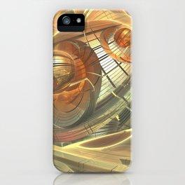 Golden Globes ReRender no2 iPhone Case