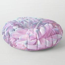 Sweet Succulents Floor Pillow