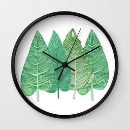 Palmito Wall Clock