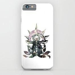 NieR Automata 2B garden iPhone Case