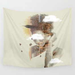 New York City dreaming Wall Tapestry