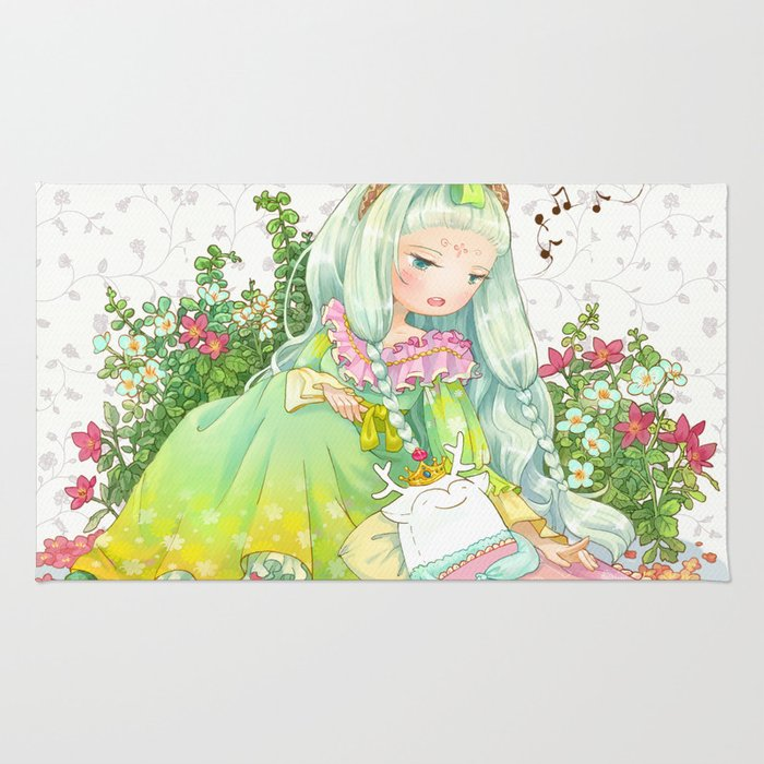 Blissful Sleep Rug