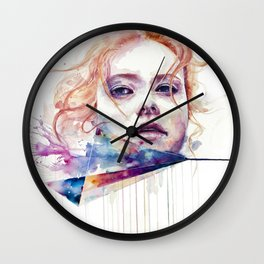 conspiracy of silence Wall Clock