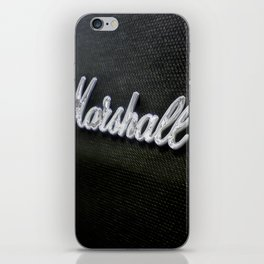 Marshall iPhone Skin